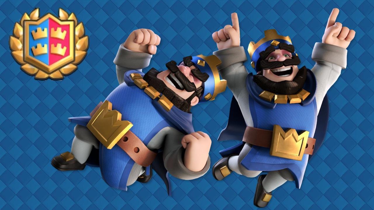Clash Royale Mejores Mazos 2c2