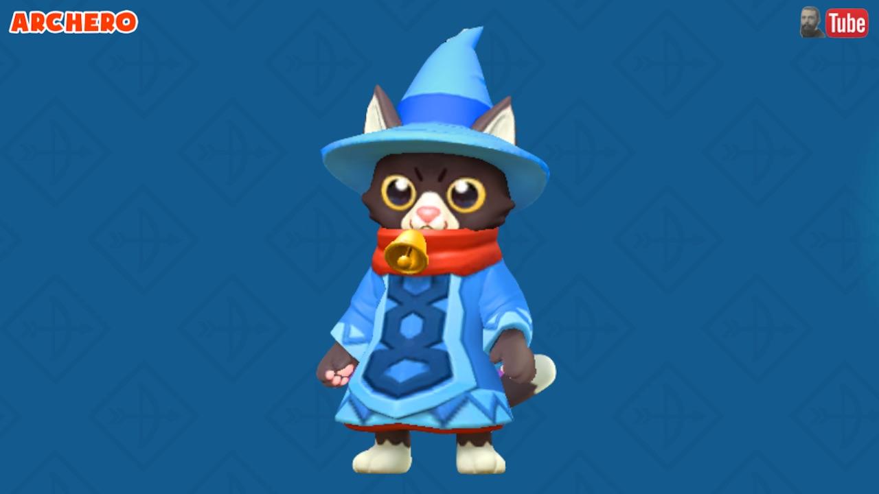 archero miaugik