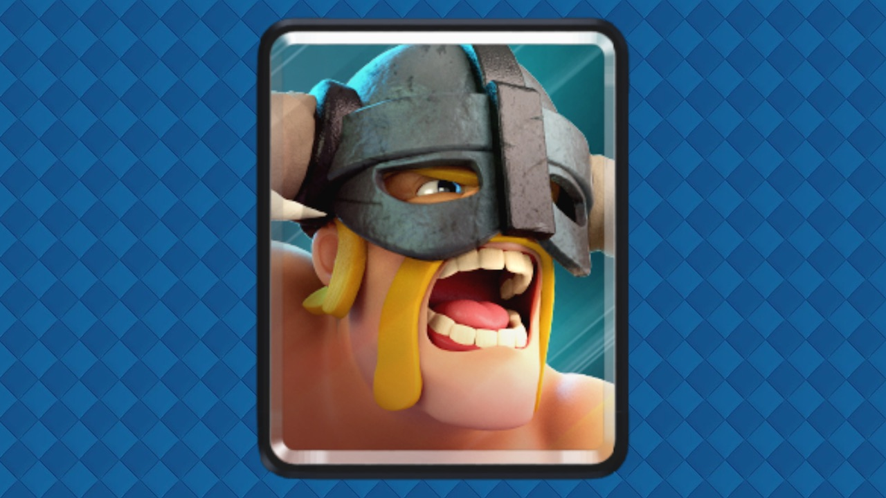 clash royale barbaros de elite