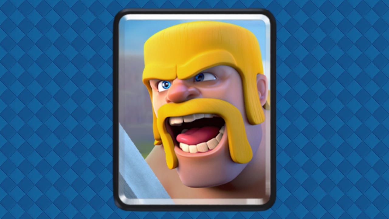clash royale barbaros