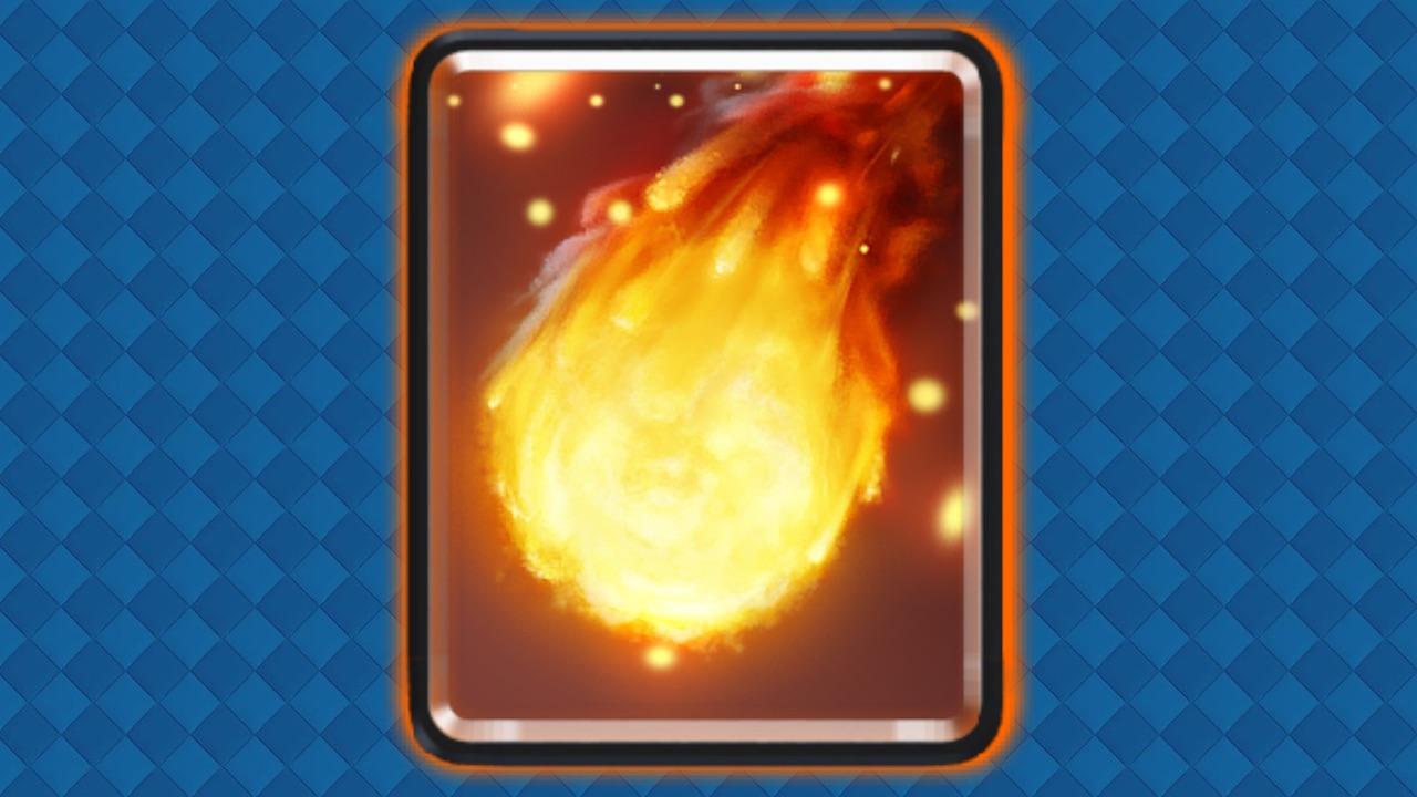 clash royale bola de fuego