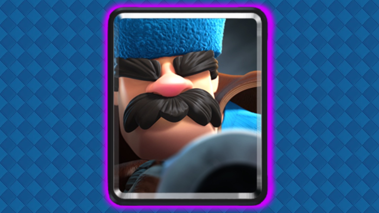 clash royale cazador