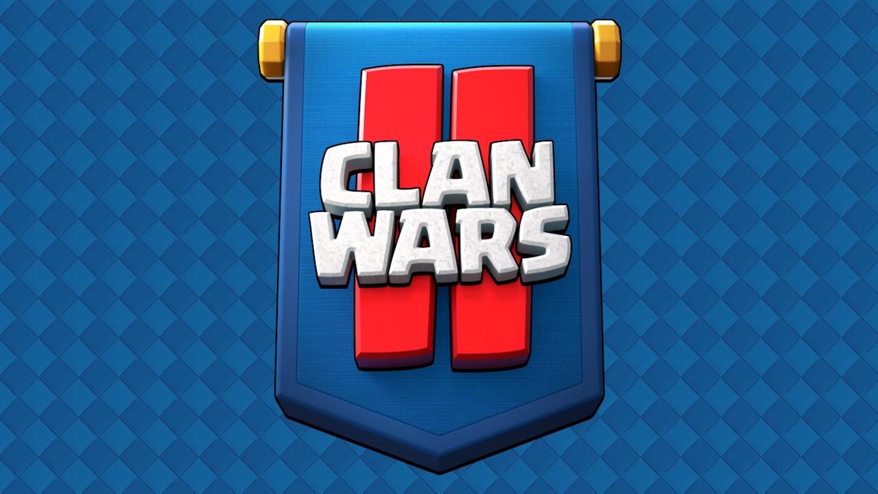 clash royale guerra de clanes 2