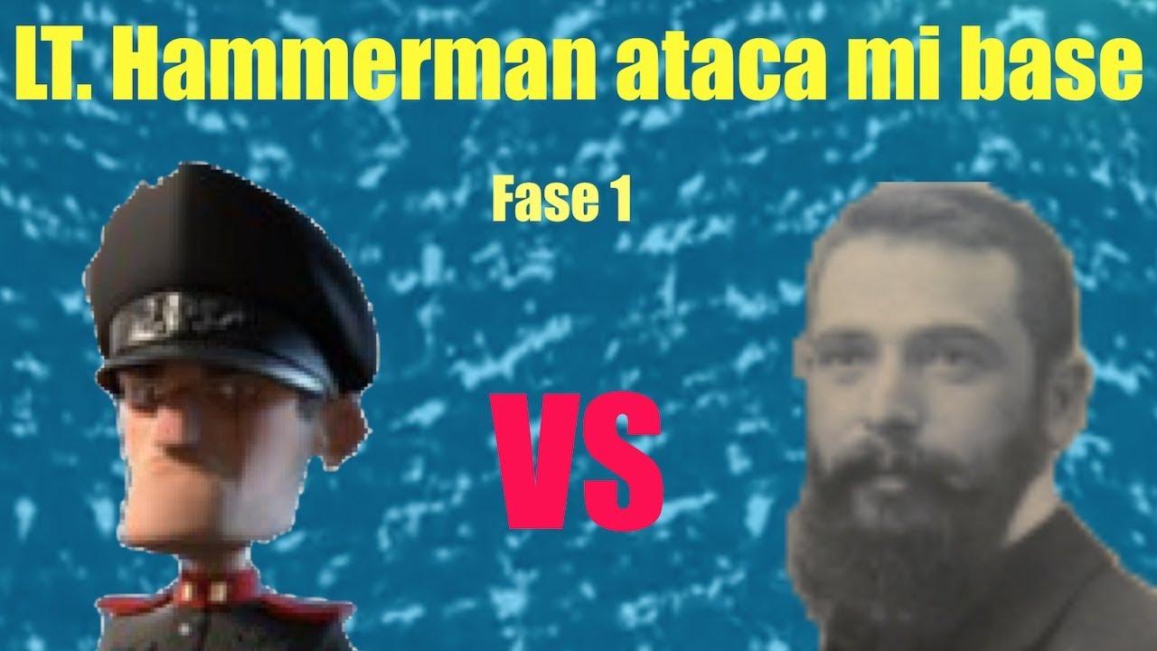 Clash Royale | Evento del Teniente Hammerman