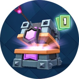Clash Royale 💰 Legendaria en Cofre de Liga Legendaria