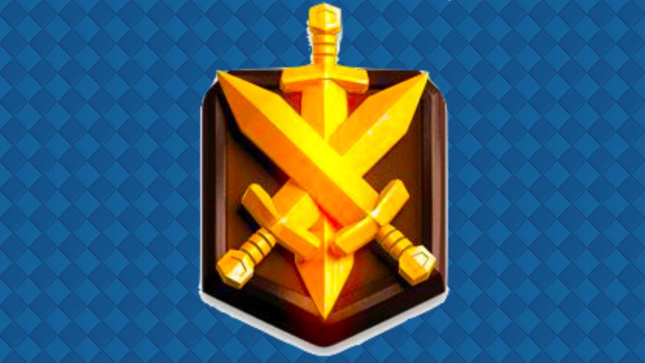 clash royale mazos para combatientes 3 liga 3