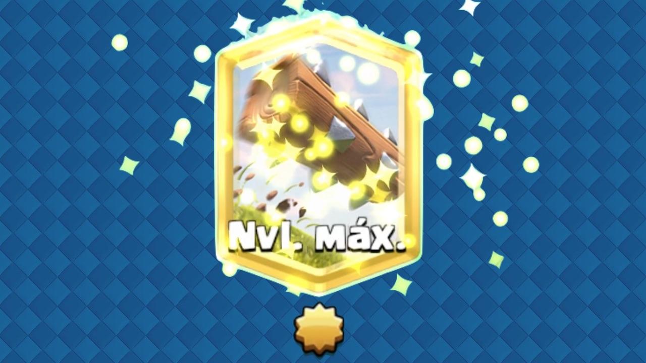 clash royale nivel estelar tronco
