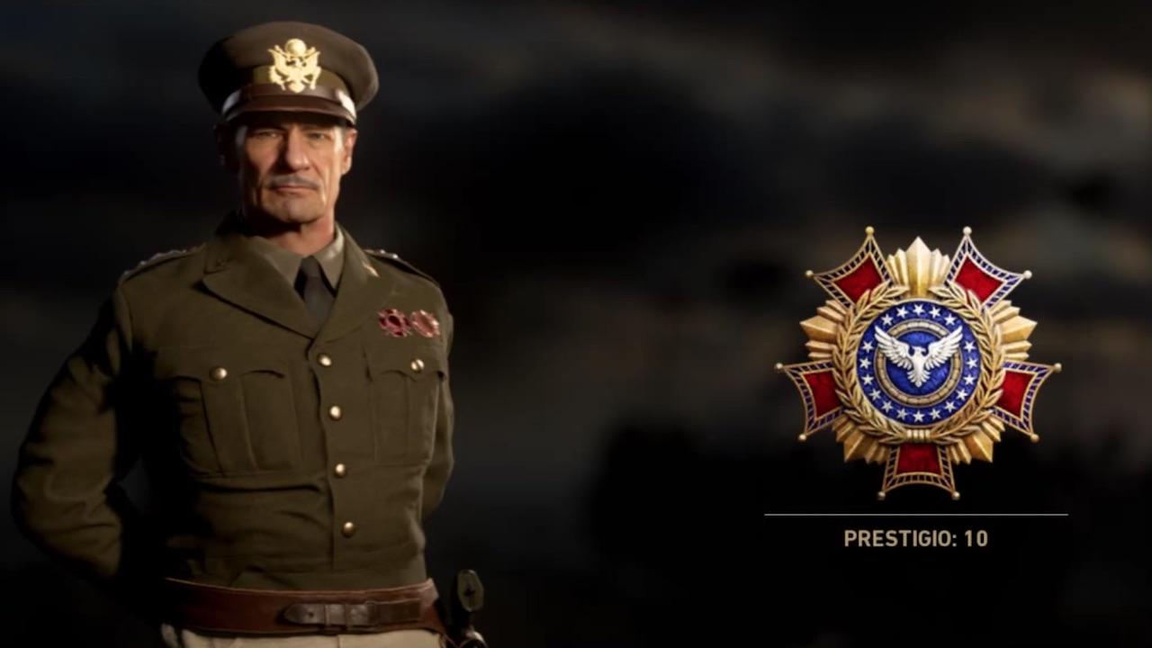 COD WWII | Prestigio en Call of Duty