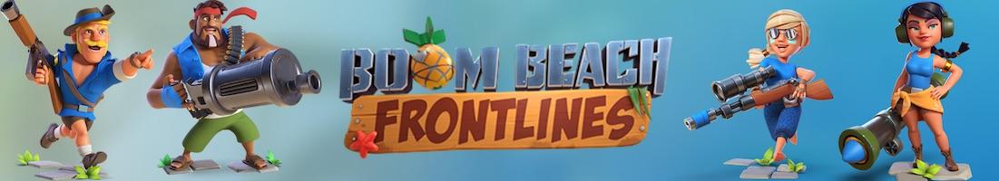 Jugador de Boom Beach Frontlines